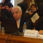 Представяне на изследването от ръководителя на екипа проф. Ганчо Ганчев