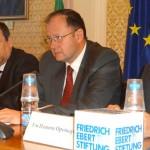 Приветствие до участниците от домакина на събитието Михаил Миков – председател на Народното събрание