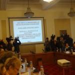 Участие в дискусията взеха водещи експерти в сферата на социалната проблематика
