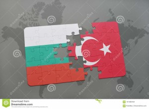 puzzle-national-flag-bulgaria-turkey-world-map-background-d-illustration-101082459
